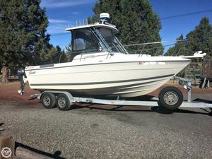 Used Seaswirl 2150 Striper WA Walkaround Fishing Boat For Sale