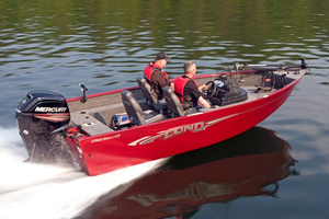 New Lund 1750 Rebel XS SS Aluminum Fishing Boat For Sale