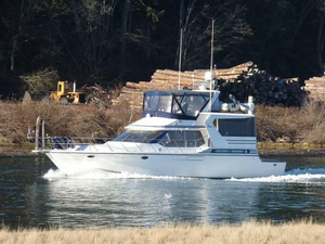 Used Prima 52 Yachtfisher Motor Yacht For Sale