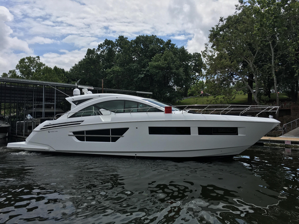 New Cruisers Yachts 60 Cantius Cruiser Boat For Sale