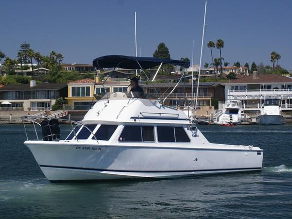 Used Safari Flybridge Boat For Sale