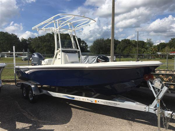 New Ranger 220 Bay Boat For Sale
