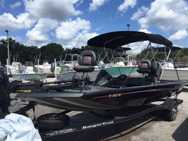 2015 Used Ranger Rt178c Freshwater Fishing Boat For Sale -  229