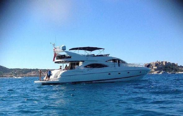 Used Sunseeker Manhattan 74 Motor Yacht For Sale