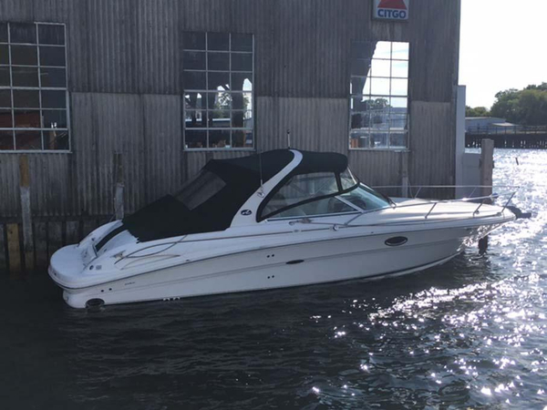 Used Sea Ray 290SS Cruiser Boat For Sale