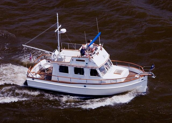 Used Grand Banks 32 Aft Cabin Boat For Sale