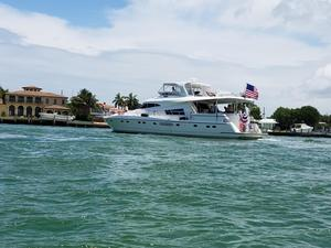 Used Johnson Motor Yacht 70 Motor Yacht For Sale