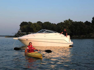 Used Maxum 2400 SE Cruiser Boat For Sale