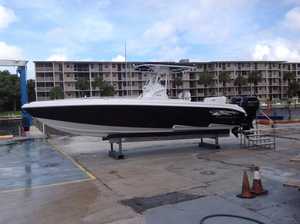 New Glasstream Center Console Fishing Boat For Sale