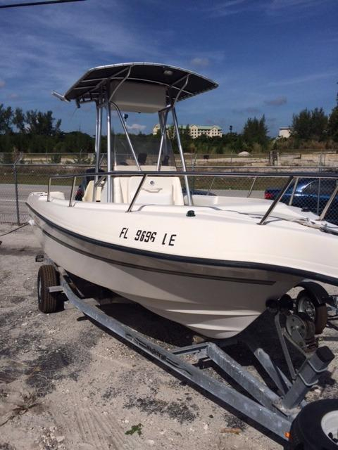 2000 used sea master 2080 center console center console for Used fishing boats for sale in florida