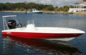 New Glasstream Flats Fishing Boat For Sale