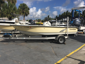 Used Action Craft 191OTE Center Console Fishing Boat For Sale