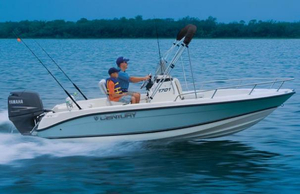 New Century 1701 Center Console Center Console Fishing Boat For Sale