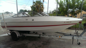 Used Mariah 19 SX Bowrider Boat For Sale