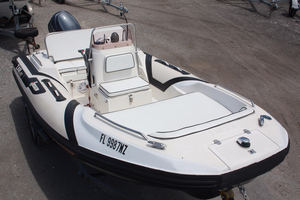Used Zar Formenti Zar 47 Tender Boat For Sale