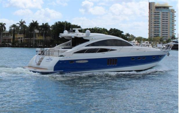 Used Viking Princess Sport Cruiser V65 Sports Cruiser Boat For Sale