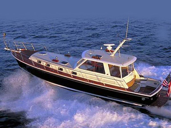 Used Grand Banks Eastbay Cruiser Boat For Sale