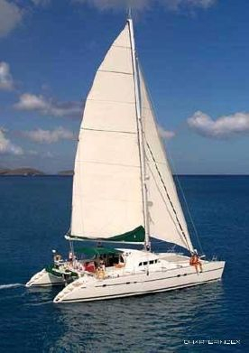 Used Lagoon 570 Catamaran Sailboat For Sale
