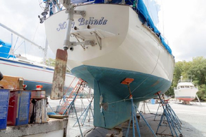 Used Whitby Boat Works 42 Center Cockpit Cruiser Sailboat For Sale