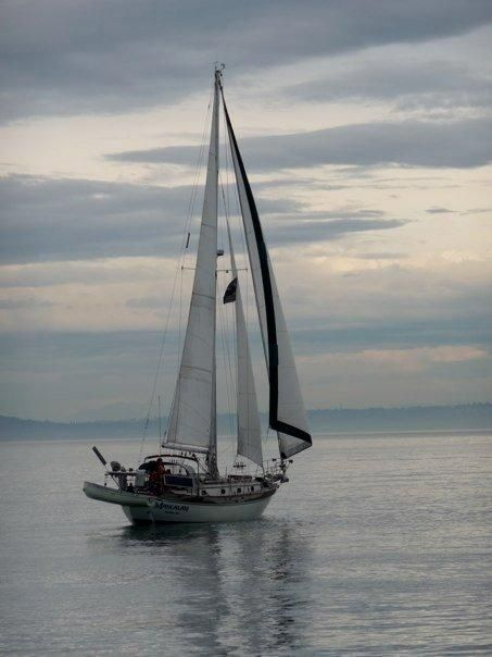 Used Tayana Cutter Rig Cruiser Sailboat For Sale