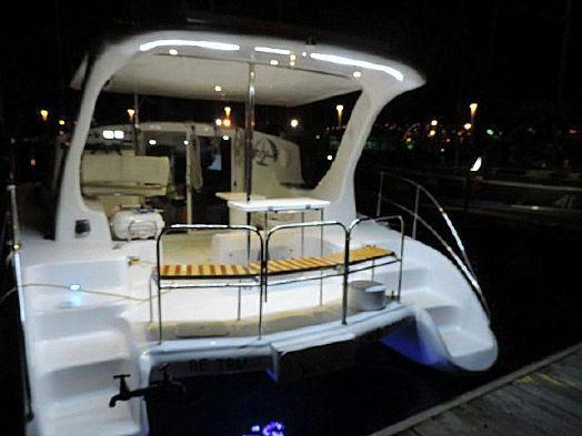 Used Custom Sail Catamaran Sailboat For Sale