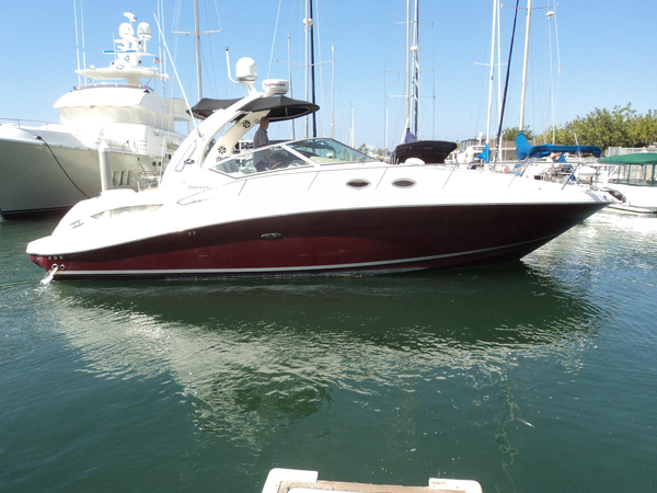 Used Sea Ray Sea Ray 34 sundancer Express Cruiser Boat For Sale