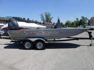 New Polar Kraft Sportsman 2072 CC Center Console Fishing Boat For Sale