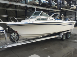 Used Gradywhite 226 Seafarer Express Cruiser Boat For Sale