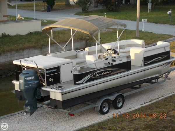 Used G3 LX325c Pontoon Boat For Sale