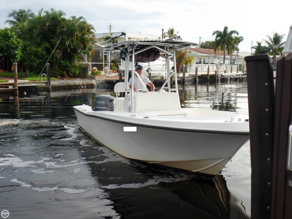 Used Mako 22 Open Fish/Center Console Center Console Fishing Boat For Sale