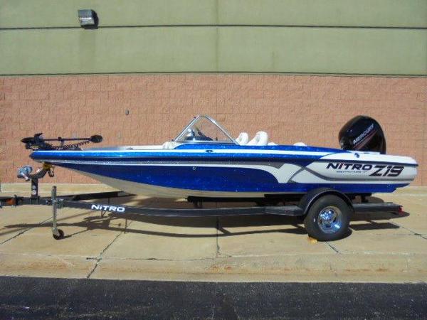 New Nitro Z19 Sport Bass Boat For Sale