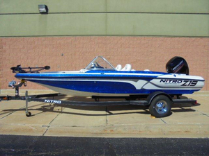 New Nitro Z19 Sport Bass Boat For Sale