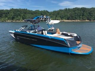 Used Nautique Super Air Nautique G25 Ski and Wakeboard Boat For Sale