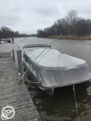 Used Berkshire 233 RFX STS Pontoon Boat For Sale
