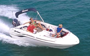 Used Hurricane Boats FunDeck GS 170 Outboard Deck Boat For Sale