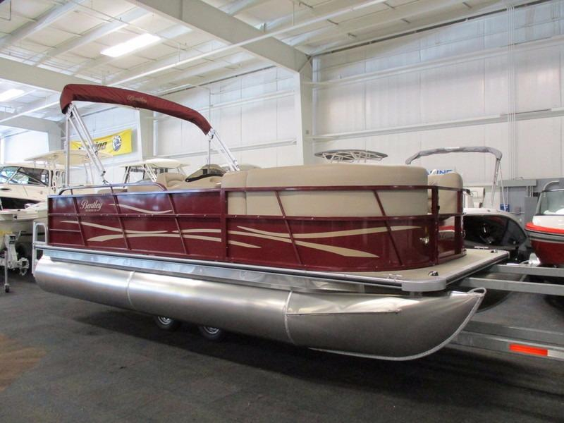 2017 new bentley encore 200 cruise se re pontoon boat for for Outboard motors for sale in michigan