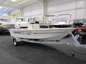 New Triumph 170 CC Center Console Fishing Boat For Sale