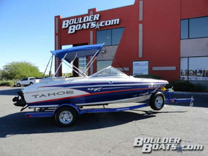 Used Tahoe Boats Q4i Bowrider Boat For Sale