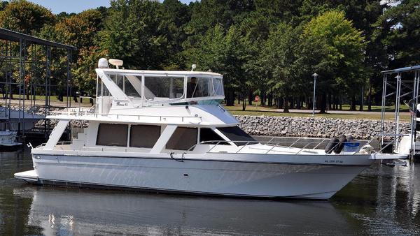 Used Prima 45 Seahorse Sedan Motor Yacht For Sale