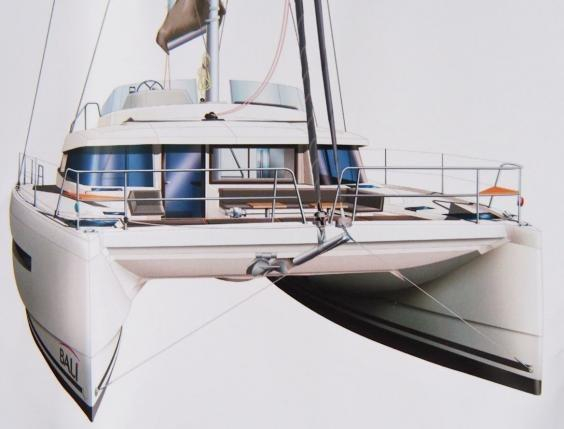 New Bali 58 Catamaran Sailboat For Sale