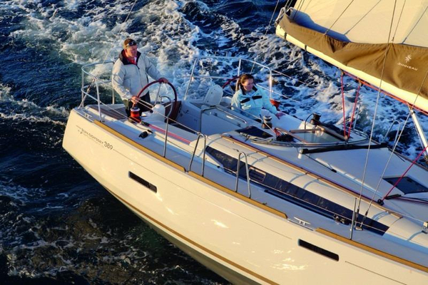 Used Jeanneau Sun Odyssey 389 Sloop Sailboat For Sale