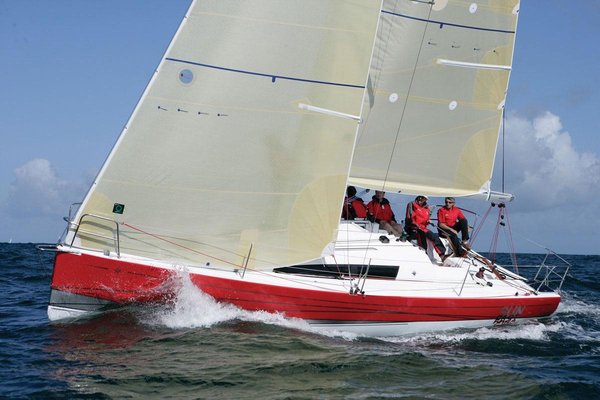 Used Jeanneau Sun Fast 3200 Sloop Sailboat For Sale