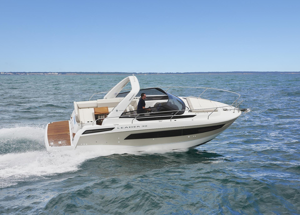 New Jeanneau Leader 30 Express Cruiser Boat For Sale