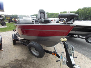 New Lund 1650 Rebel XS SS Center Console Fishing Boat For Sale