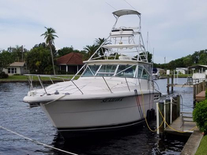 Used Tiara 4100 Open Cruiser Boat For Sale