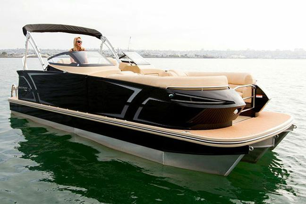 New Larson Escape 25 TTT Pontoon Boat For Sale