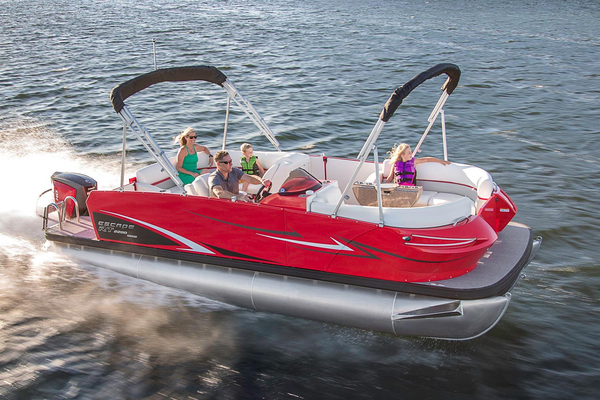 New Larson Escape RT 2400 Cruise Pontoon Boat For Sale