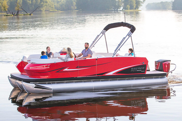 New Larson Escape RT 2200 Cruise Pontoon Boat For Sale