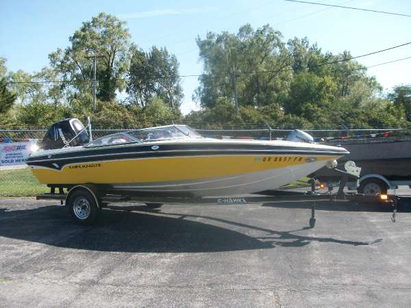 Used Checkmate Pulsare 1850 BR Bowrider Boat For Sale