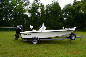 Used Mako 1801 Inshore Bay Boat For Sale